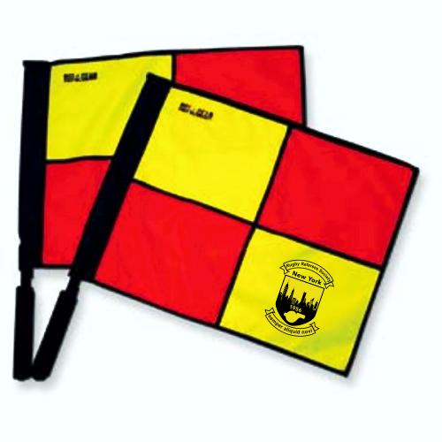 RRSNY Quarter Panel Linesman Flag Set