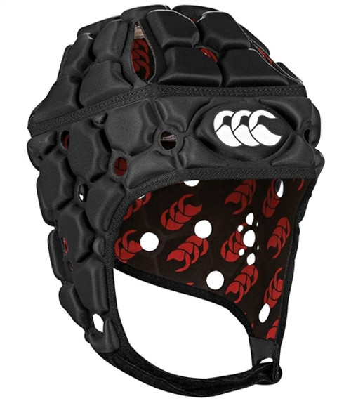CCC Ventilator Headgear, Black