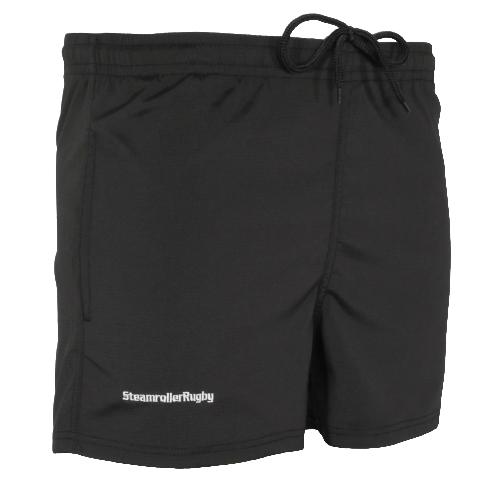 SRS Pocketed Performance Shorts, Black