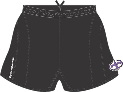 New Rochelle Rugby Shorts