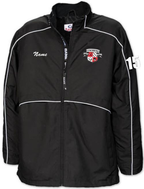 Lynchburg Rugby Team Jacket