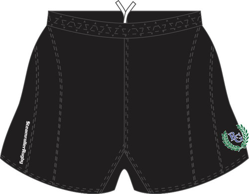 Rocky Gorge Performance Rugby Shorts