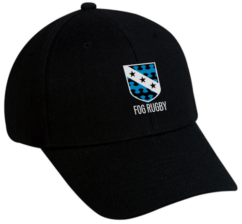 SF Fog Rugby FlexFit Hat
