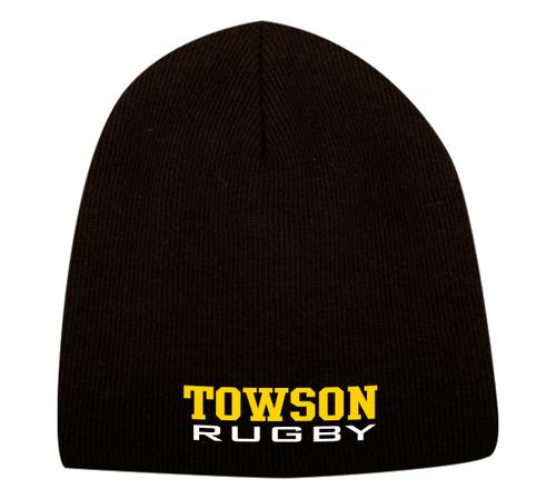 Towson Rugby Beanie