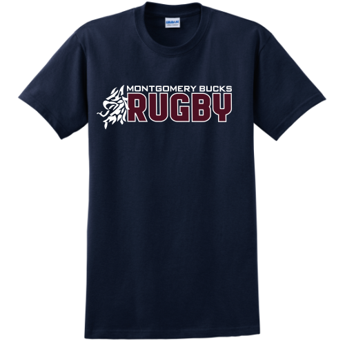 MB Rugby Tee, Navy