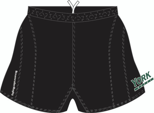 YCP Rugby Performance Rugby Shorts