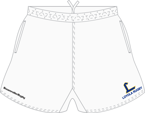 Loyola Dons Pocketed Performance Rugby Shorts
