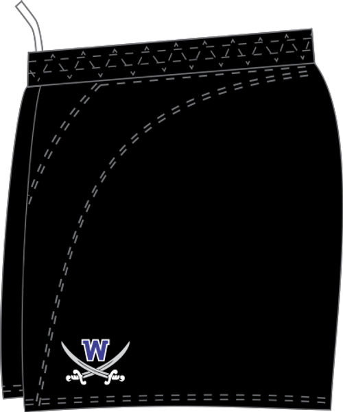 Warriors SRS Performance Rugby Shorts