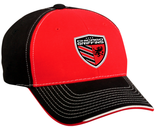 Chicago Griffins Adjustable Hat