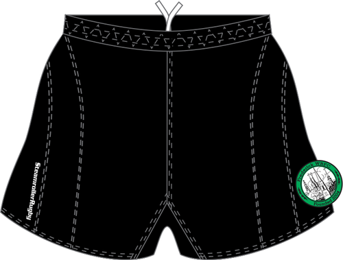 Frederick Women Performance Rugby Shorts