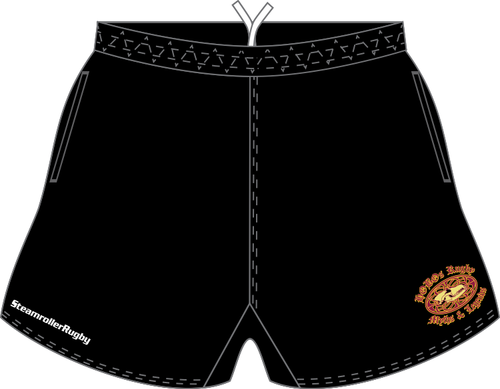 Bloomsburg Alumni Pocketed Performance Rugby Shorts