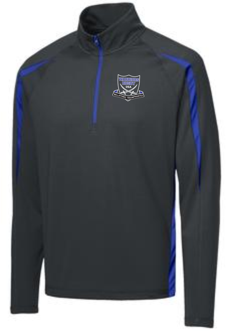 Warriors Rugby PolyStretch Pullover