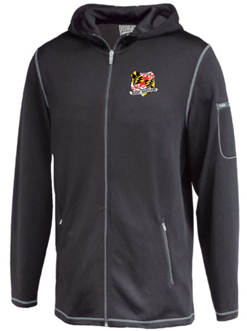 Rugby Maryland Full-Zip Midweight Hoodie