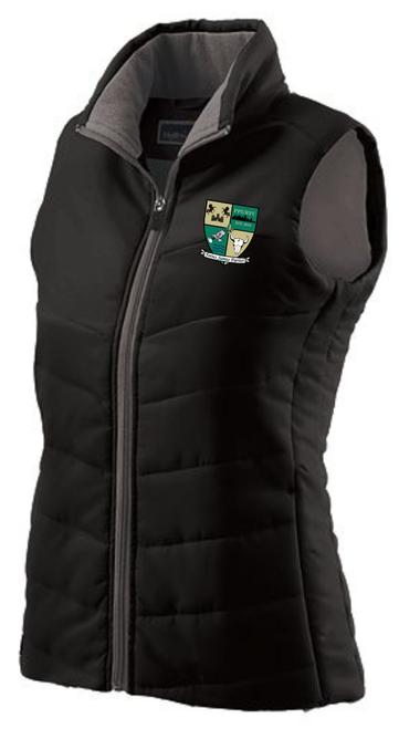 Ladies cut vest.