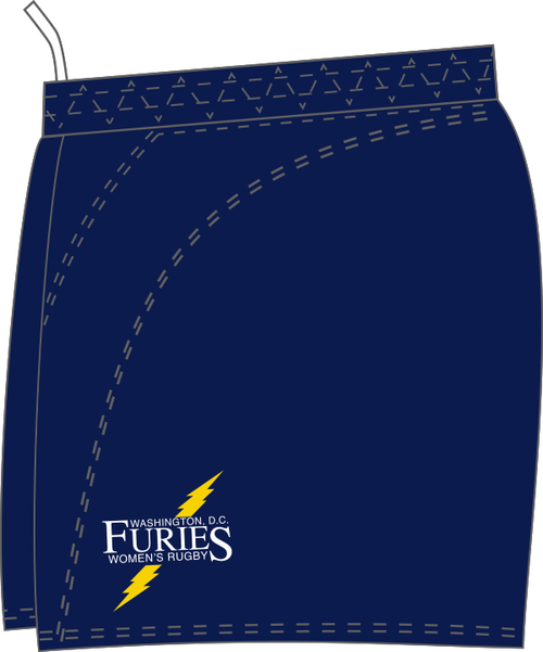 Furies SRS Performance Rugby Shorts