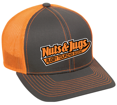 Nuts & Jugs Mesh Back Adjustable Hat