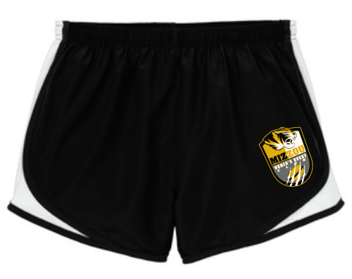 Mizzou WRFC Ladies-Cut Gym Shorts