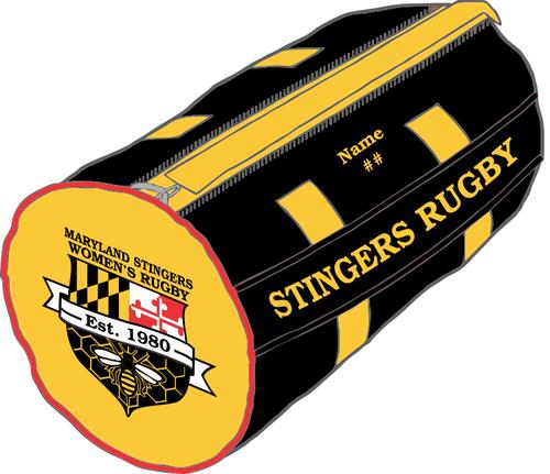 Maryland Stingers Custom Kitbag