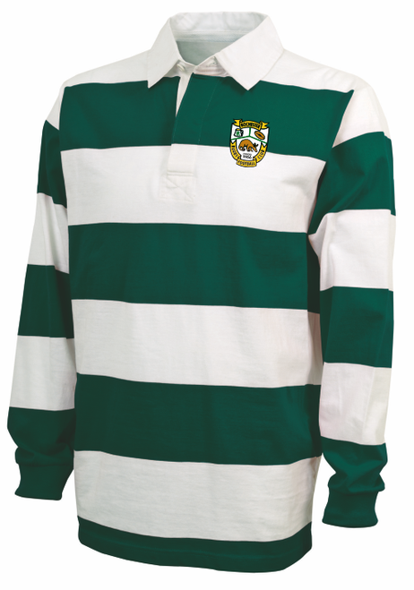 Rochester Aardvarks Rugby Stripe Polo