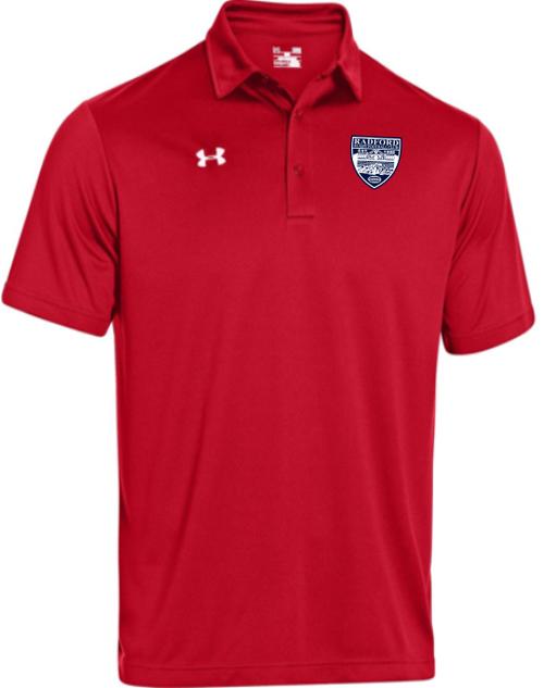 Radford UA Team Rival Polo, Red