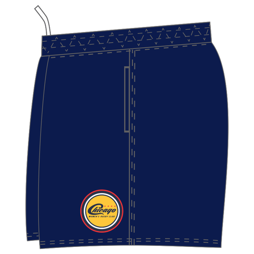 Chicago Women SRS Pocketed Performance Rugby Shorts