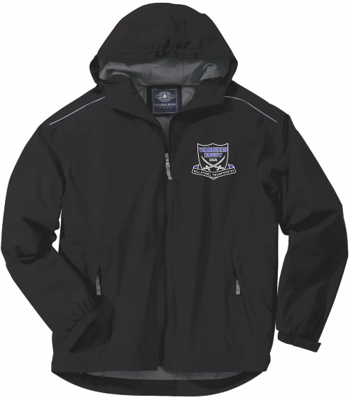 Warriors Rugby Rain Jacket