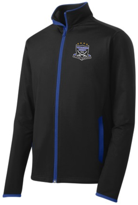 Warriors Rugby PolyStretch Full-Zip