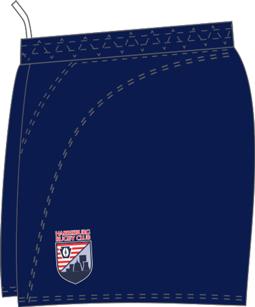 Harrisburg SRS Performance Rugby Shorts