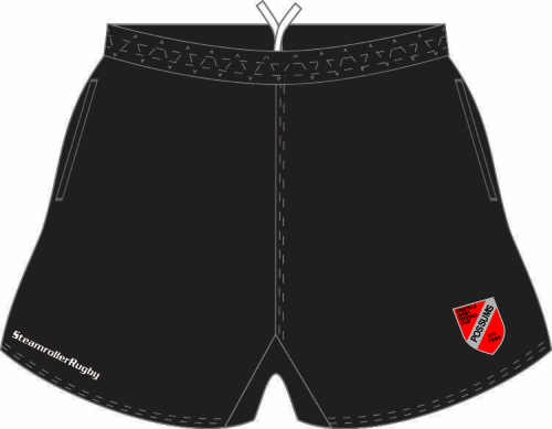 Knoxville SRS Pocketed Performance Shorts
