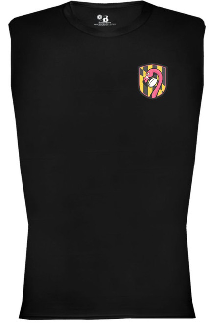 Baltimore Flamingos Sleeveless Compression Shirt