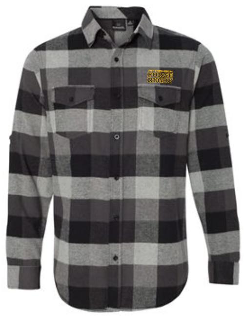 Forge Team Button-Down Flannel Shirt