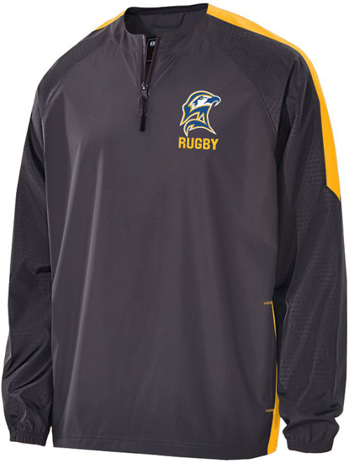 SMCM Rugby 1/4-Zip Pullover