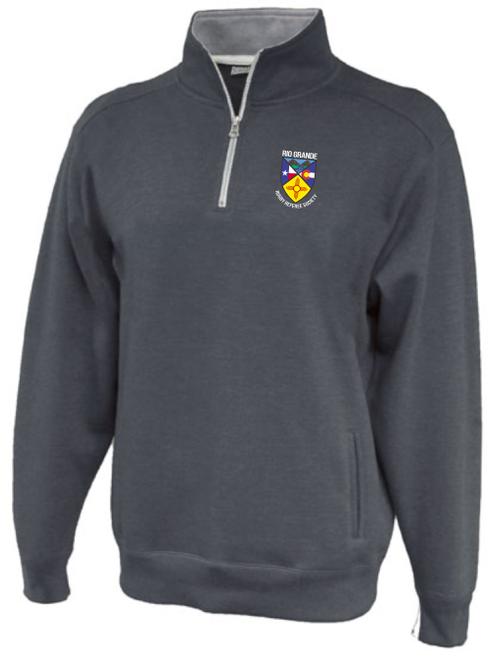 Rio Grande Rugby Referee Society 1/4-Zip Fleece