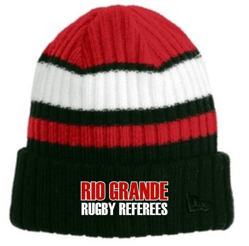 Rio Grande Rugby Referee Society  Watch Cap