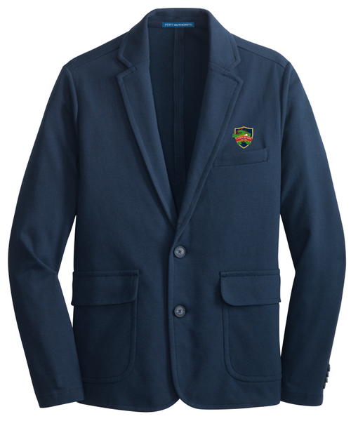 Union Rugby Knit Blazer