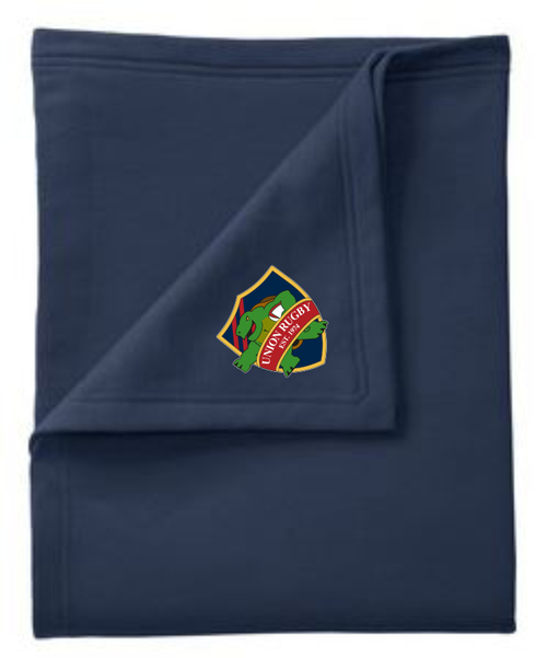 Union Rugby Fleece Blanket