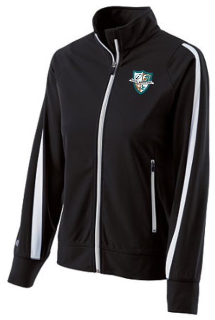 Coastal Carolina WRFC Full-Zip Training Jacket