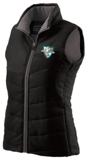 Coastal Carolina WRFC Puffy Vest