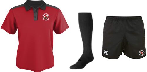 NOVA RFC Rugby Essential Player Package