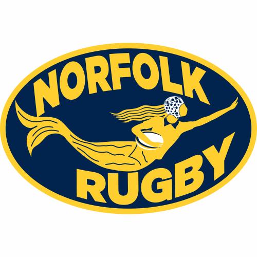 Norfolk Storm Sticker