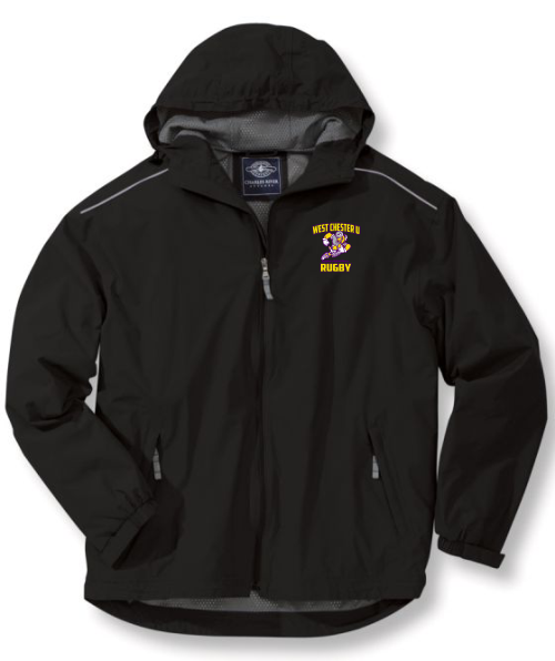 West Chester Rugby Rain Jacket