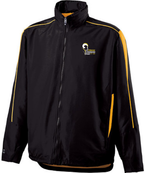Syracuse Chargers Warm Up Jacket
