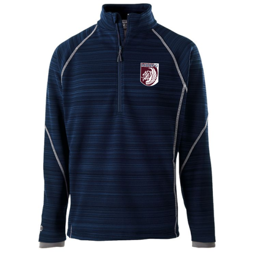 MB Rugby PolyFleece Pullover, Navy