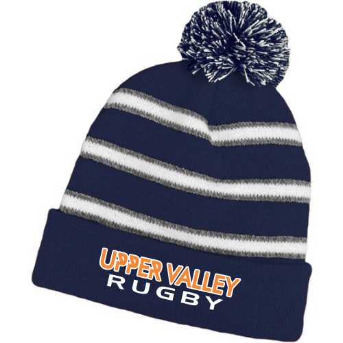 Upper Valley Rugby Pom Beanie