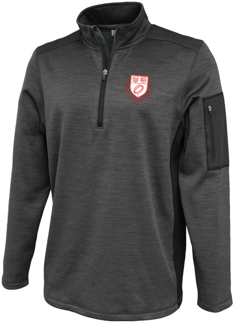 Cornell Graduate Rugby Performance Fleece 1/4-Zip