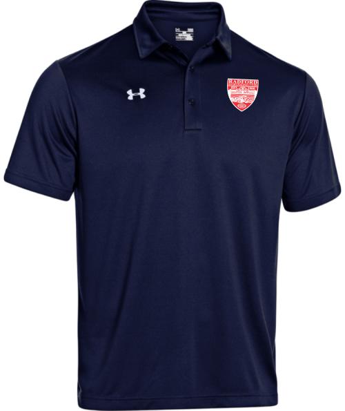 Radford UA Team Rival Polo, Navy Blue