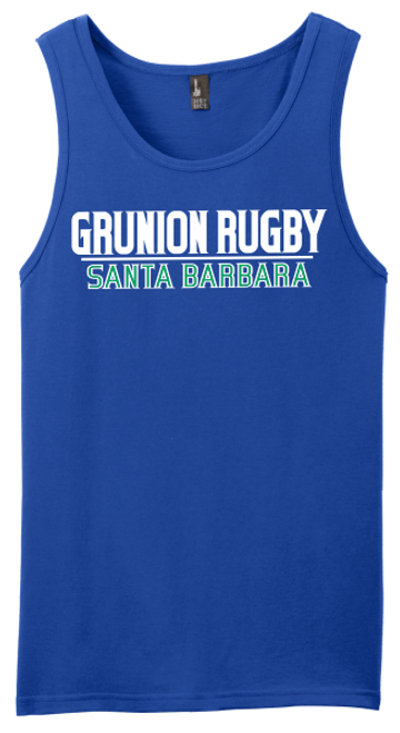 Grunion Rugby Tank Top