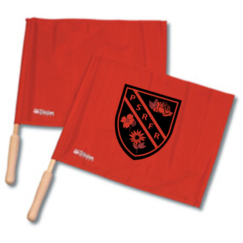 Potomac Referees Essential Linesman Flag Set