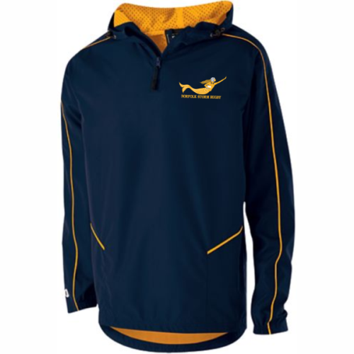Norfolk Storm 1/4-Zip Pullover Jacket