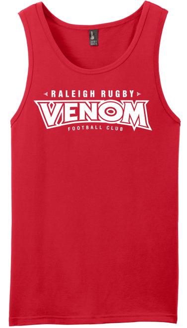 Raleigh Venom Tank Top, Red